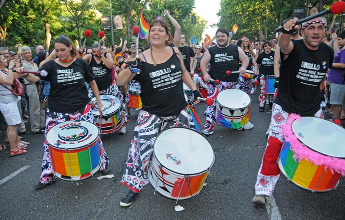 Madrid Orgullo 2013 (MADO´13)