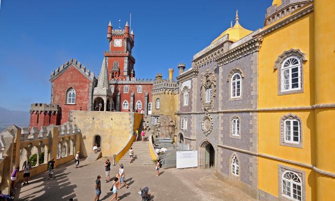 Lisboa en 48 horas turismo y viajes destinos for Oficina de turismo lisboa