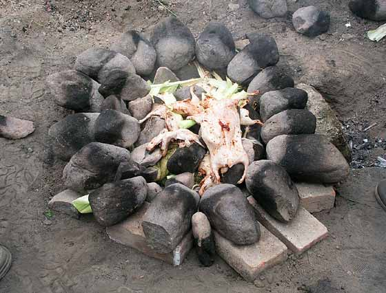 Pachamanca de Carne
