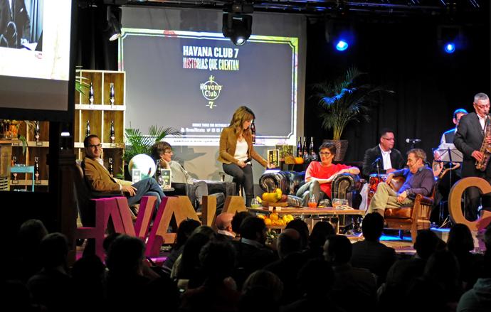 Havana Club 7. Historias que cuentan. El arte de la entrevista
