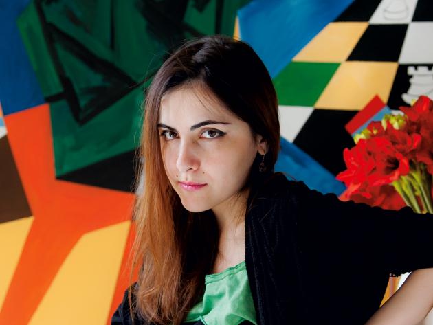 Ana Matnadze. Foto de Ray Morris-hill