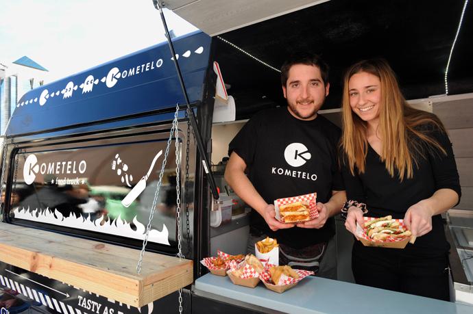 Spain Eating Tour amigos de Kometelo