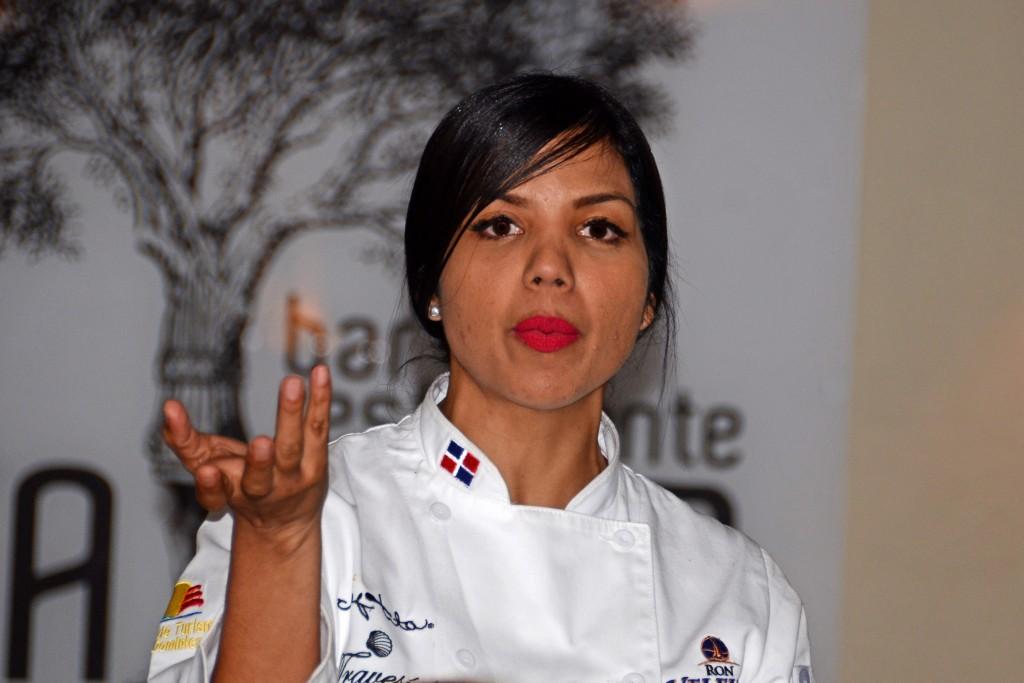 Inés Páez, más conocida como Chef Tita