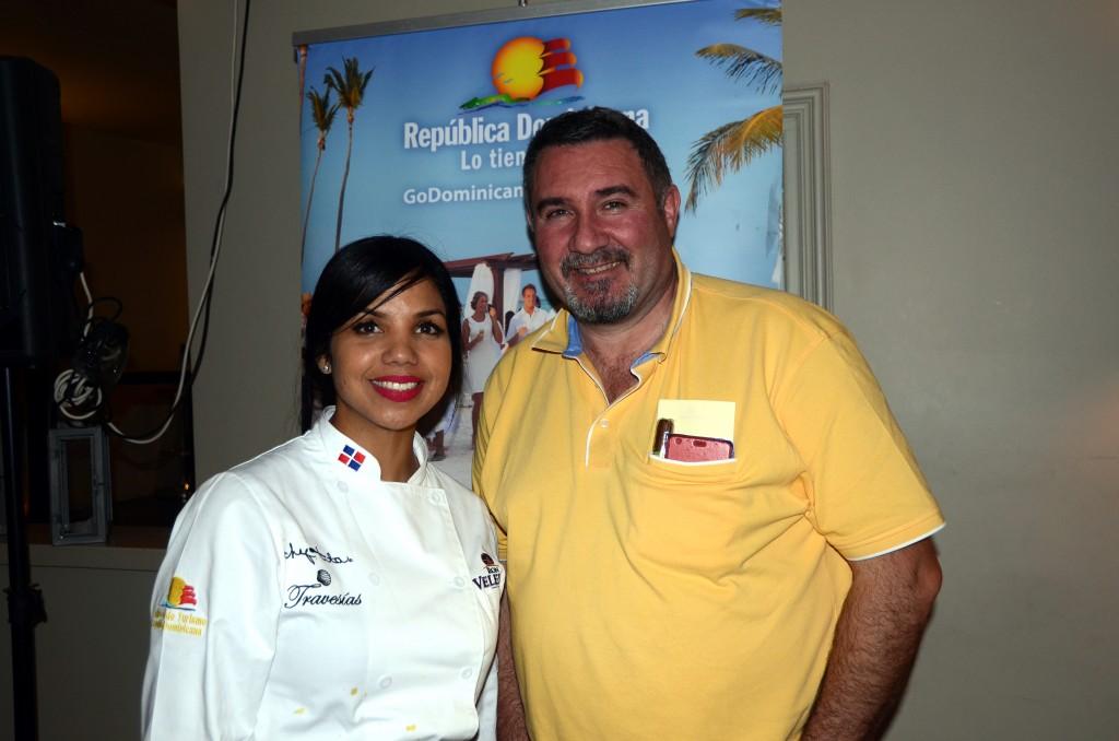 Inés Páez, más conocida como Chef Tita.